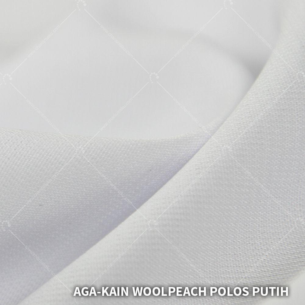 Kain Woolpeach Polos